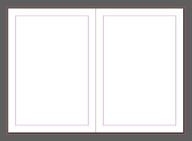 Bleed in an InDesign file