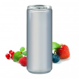 ISO sports drink red berries