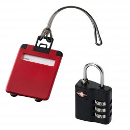 Luggage tags & locks