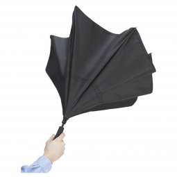 Omkeerbare paraplu's