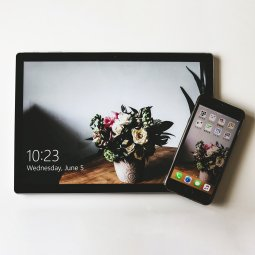 Phone & tablet
