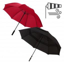 Storm-proof umbrellas
