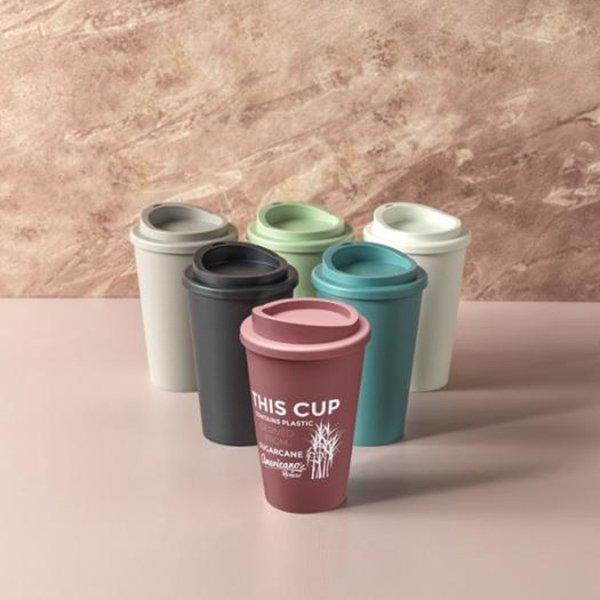 Americano Renew 350 ml geïsoleerde PLA koffiebeker