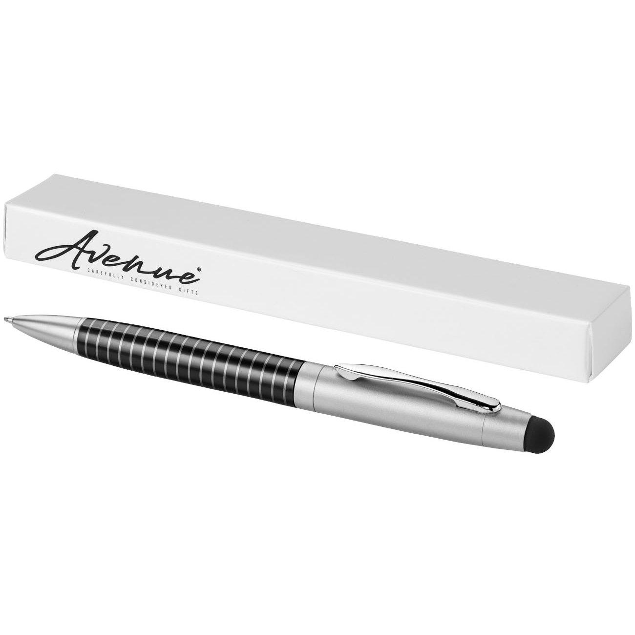 Avenue Averell stylus ballpoint pen, blue ink