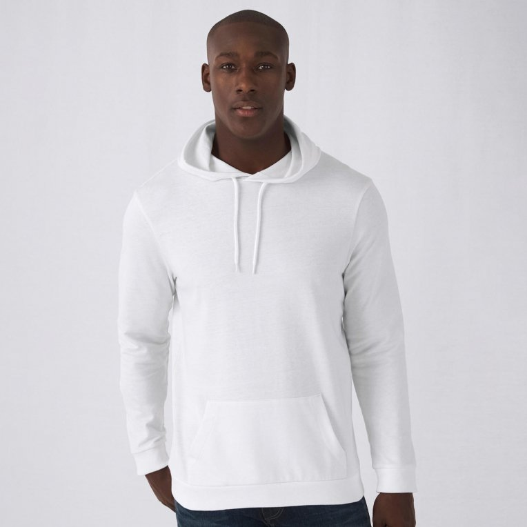 B&C french terry hoodie