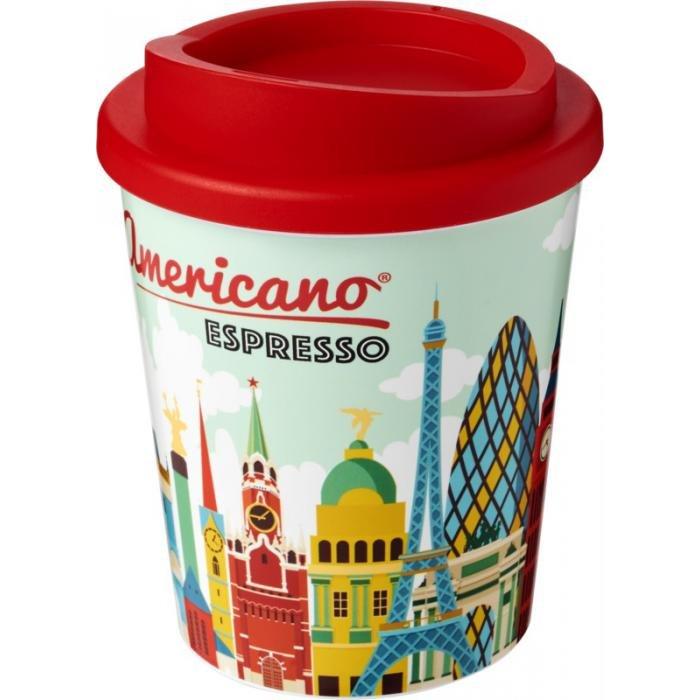 Brite Americano Primo 250 ml geïsoleerde koffiebeker