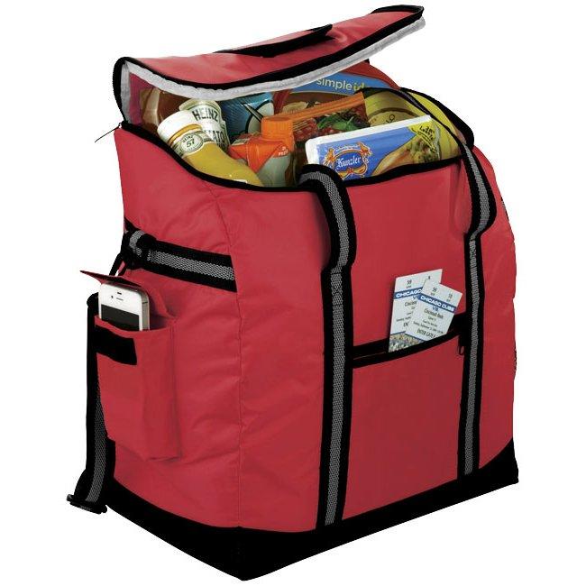 Bullet Beach-side cooler bag