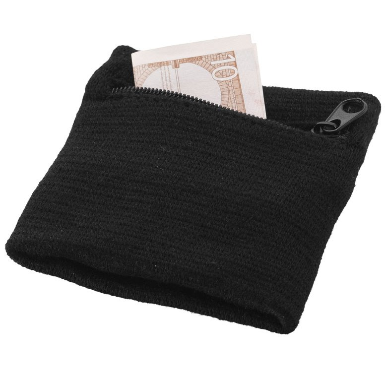 Bullet Brisky sweatband with zipper