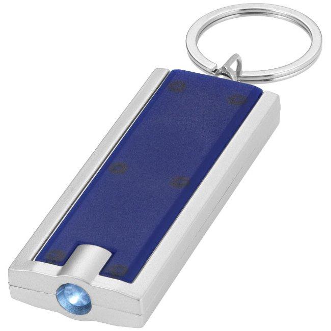 Bullet Castor LED keychain light
