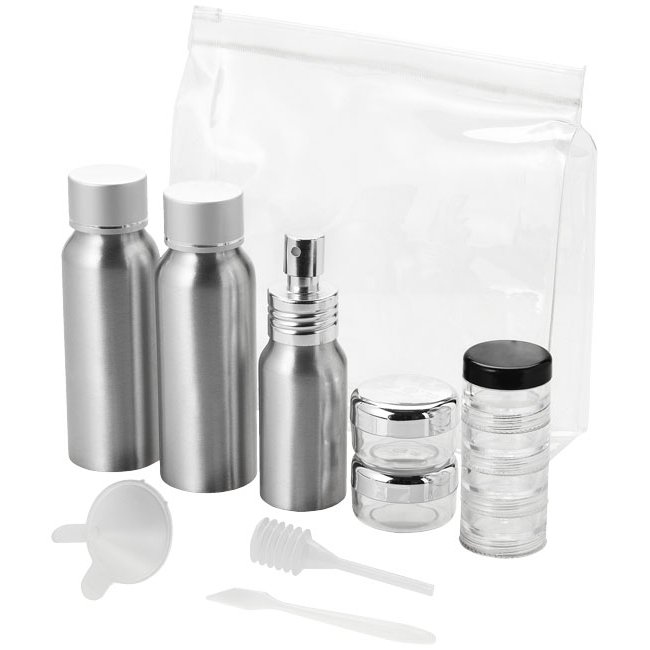Bullet Frankfurt airline approved travel bottle set
