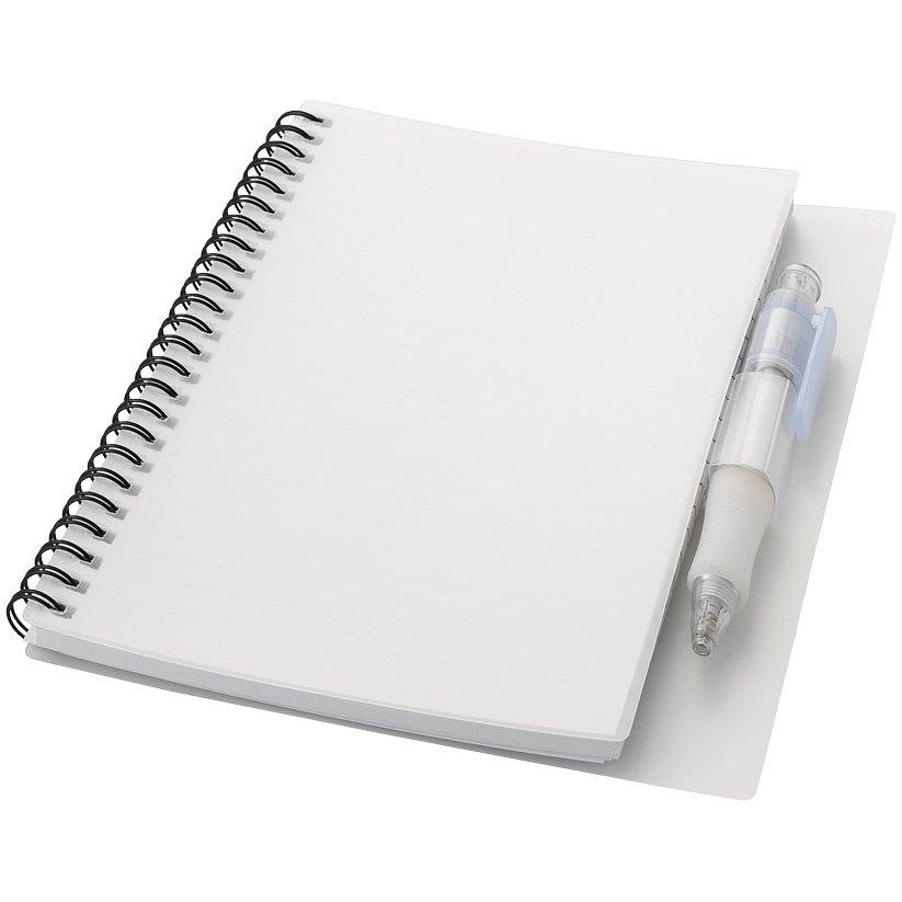 Bullet Hyatt notebook
