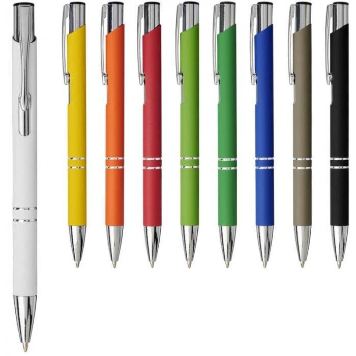 Bullet Moneta soft touch ballpoint pen