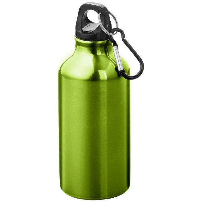 Bullet Oregon drinking bottle with carabiner