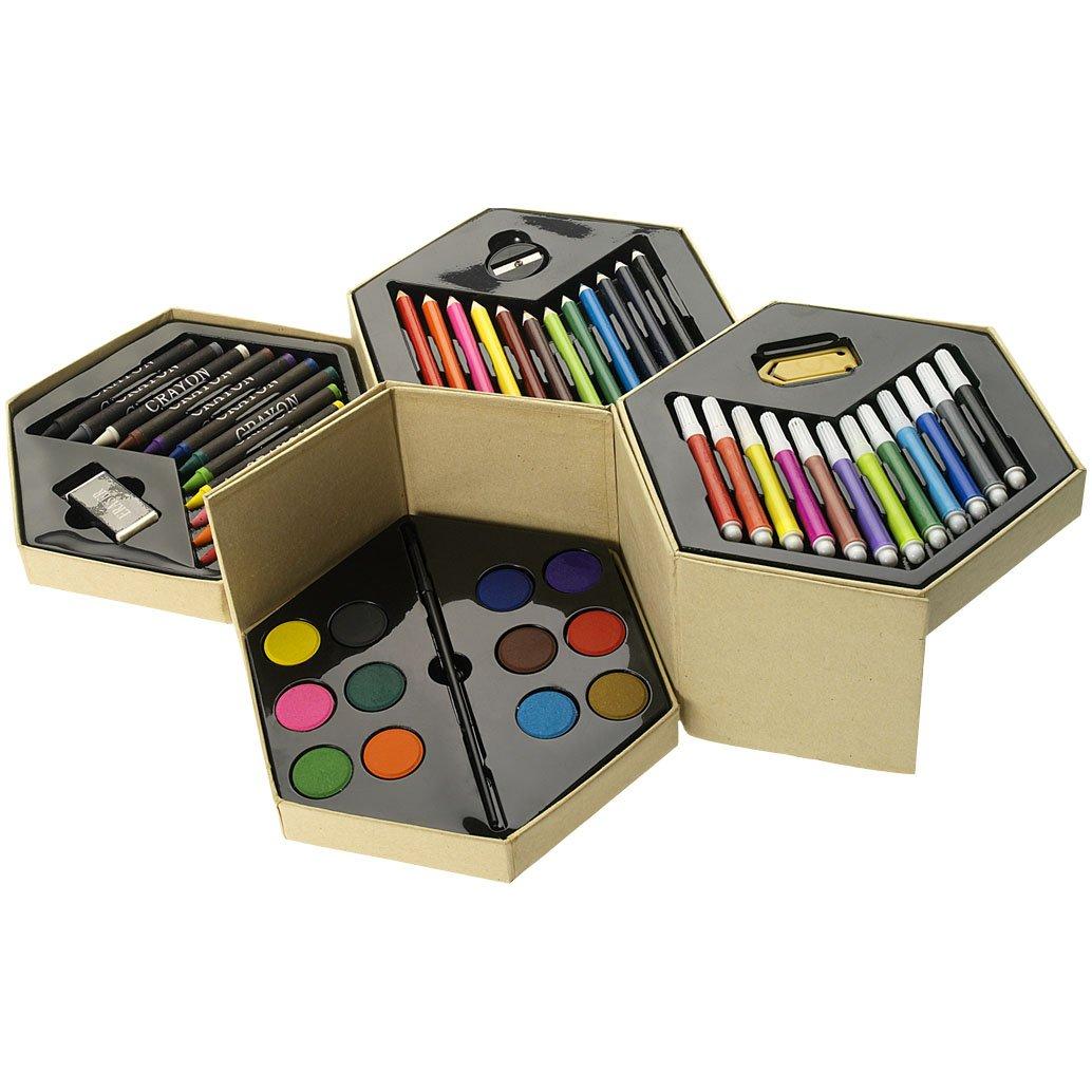 Bullet Pandora 52-piece coloring set