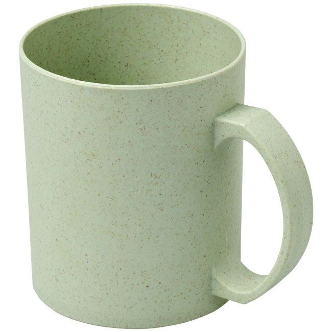 Bullet Pecos wheat straw mug