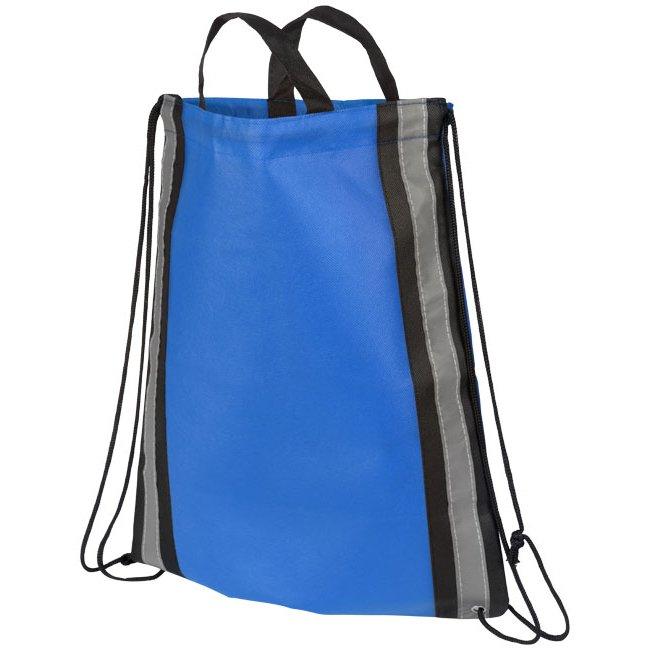 Bullet reflective backpack