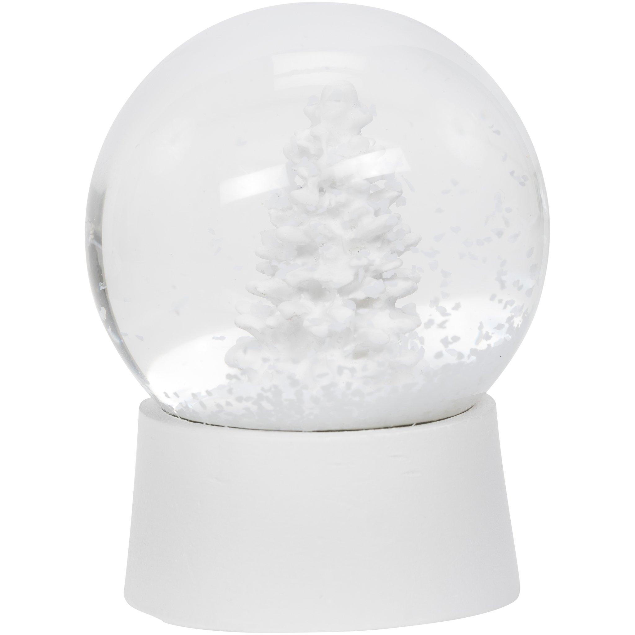 Bullet snow globe