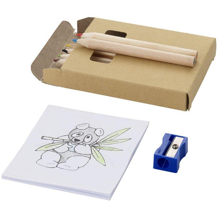 Bullet Streaks 8-piece coloring set