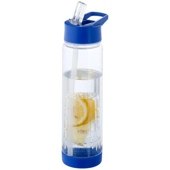 Bullet Tutti frutti infuser drinking bottle