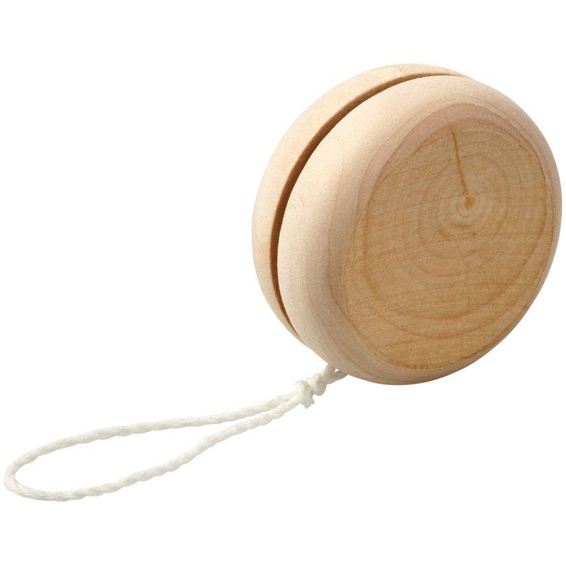 Bullet Woody wooden jojo