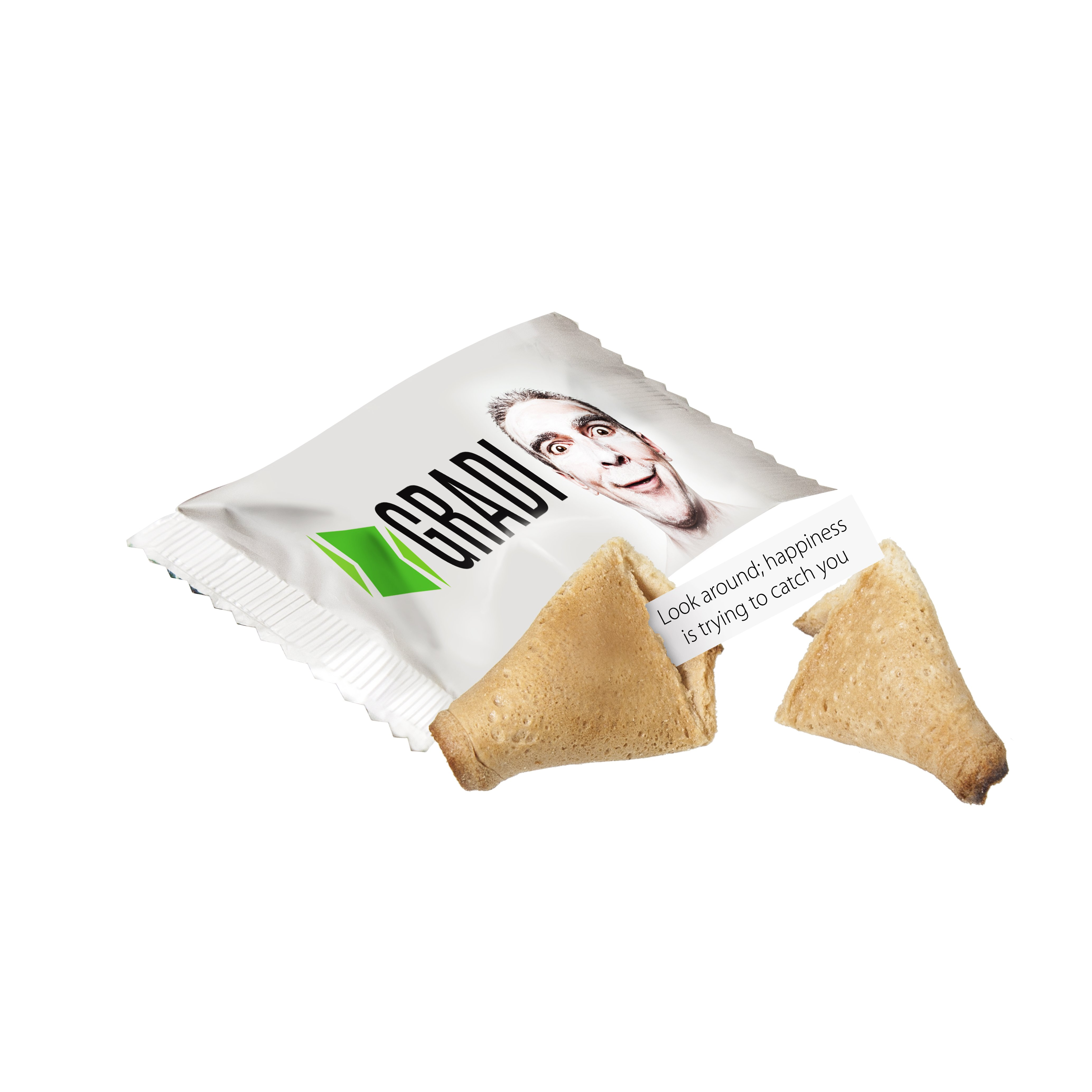 Cookies & More fortune cookie