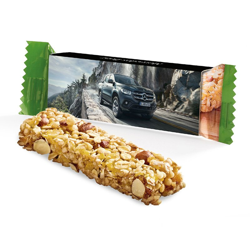 Corny cereal bar