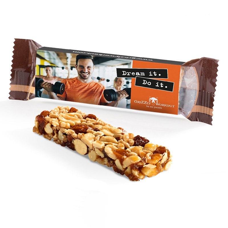 Corny nut bar