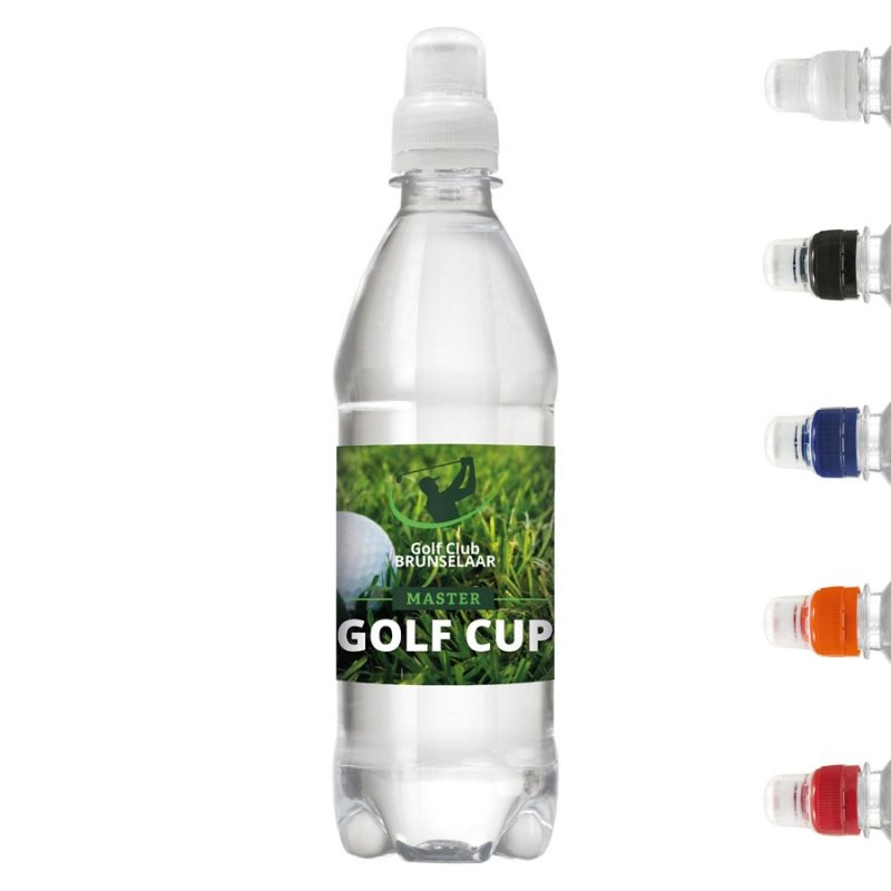 Drinks & More spring water 500 ml with sports cap