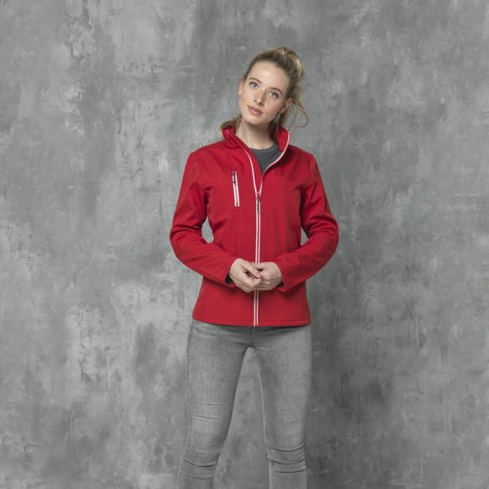 Elevate Orion softshell jas