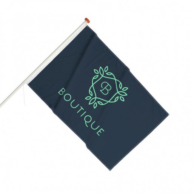 Facade flags