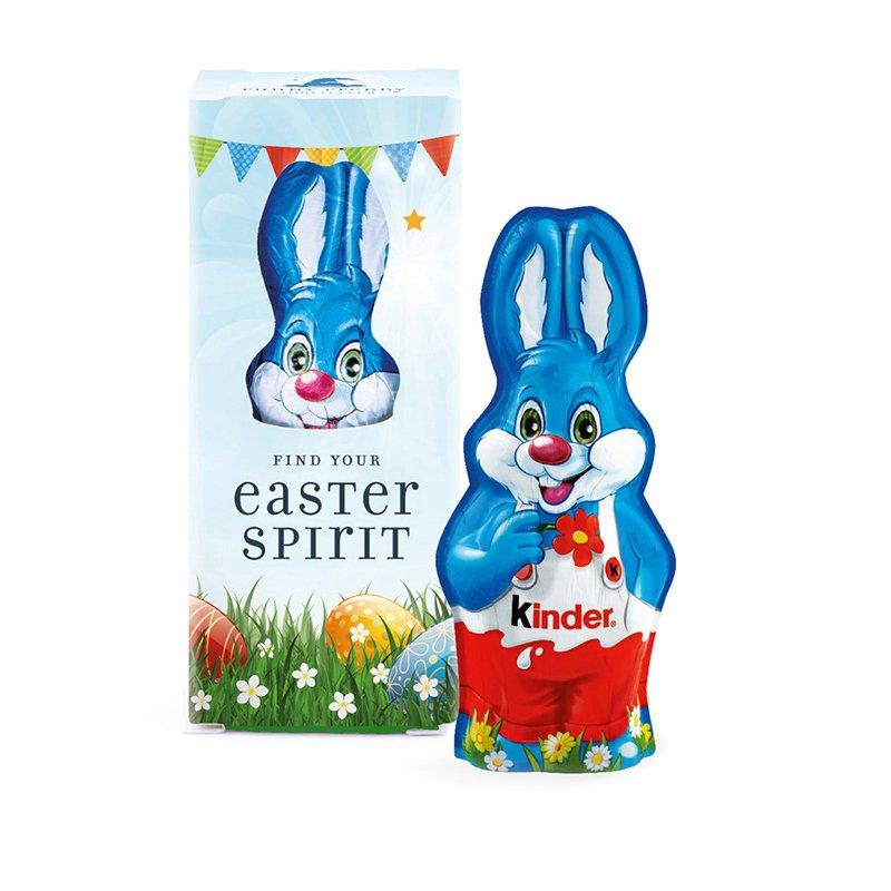 Ferrero Kinder chocolate Easter bunny mini