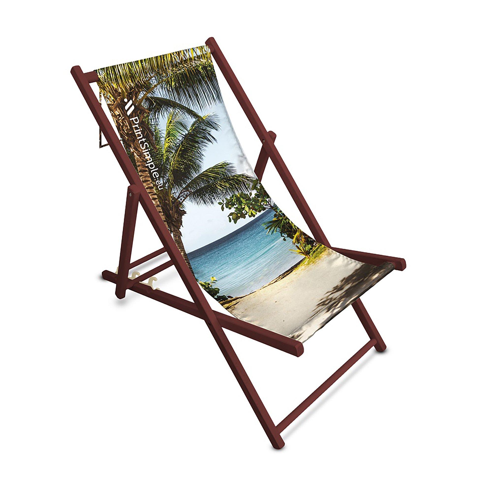 Leza Standard deckchair
