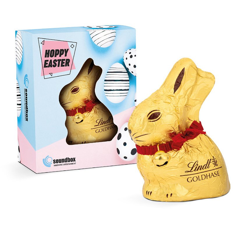 Lindt Easter box maxi