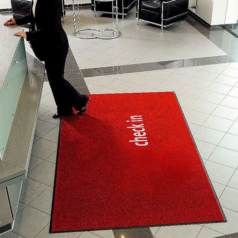 LogoMat printed mats