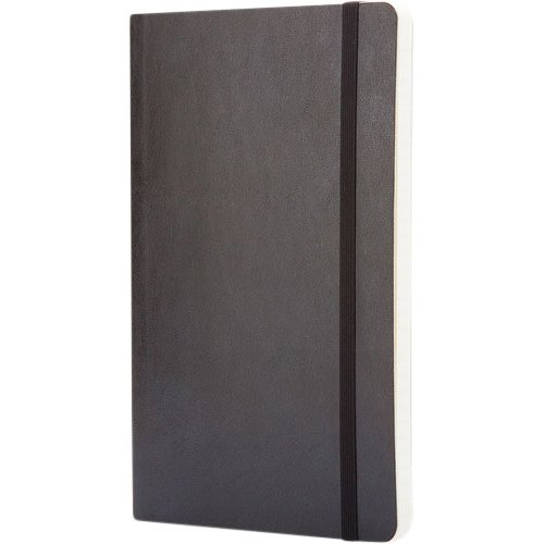 Moleskine Classic L soft cover notebook, dotted