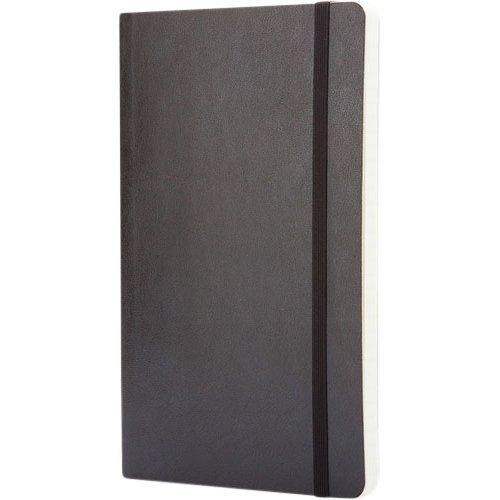 Moleskine Classic L soft cover notebook, squared