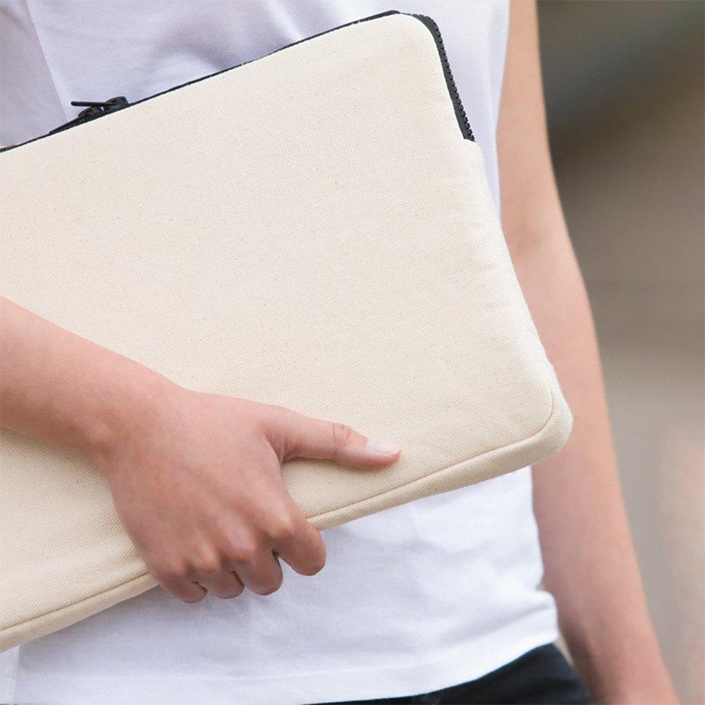 """Neutral laptop sleeve 13"""""""