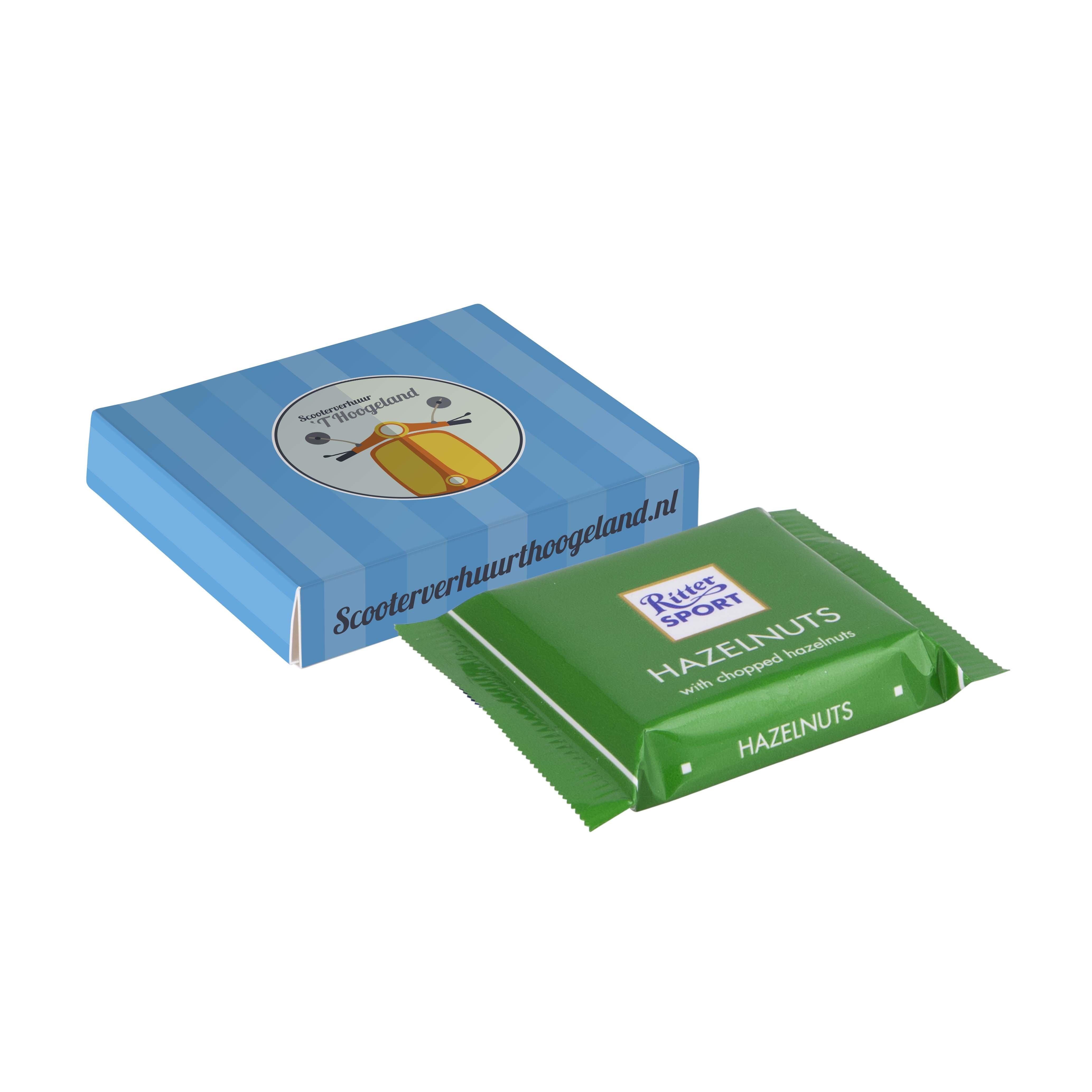 Ritter SPORT mini packaging