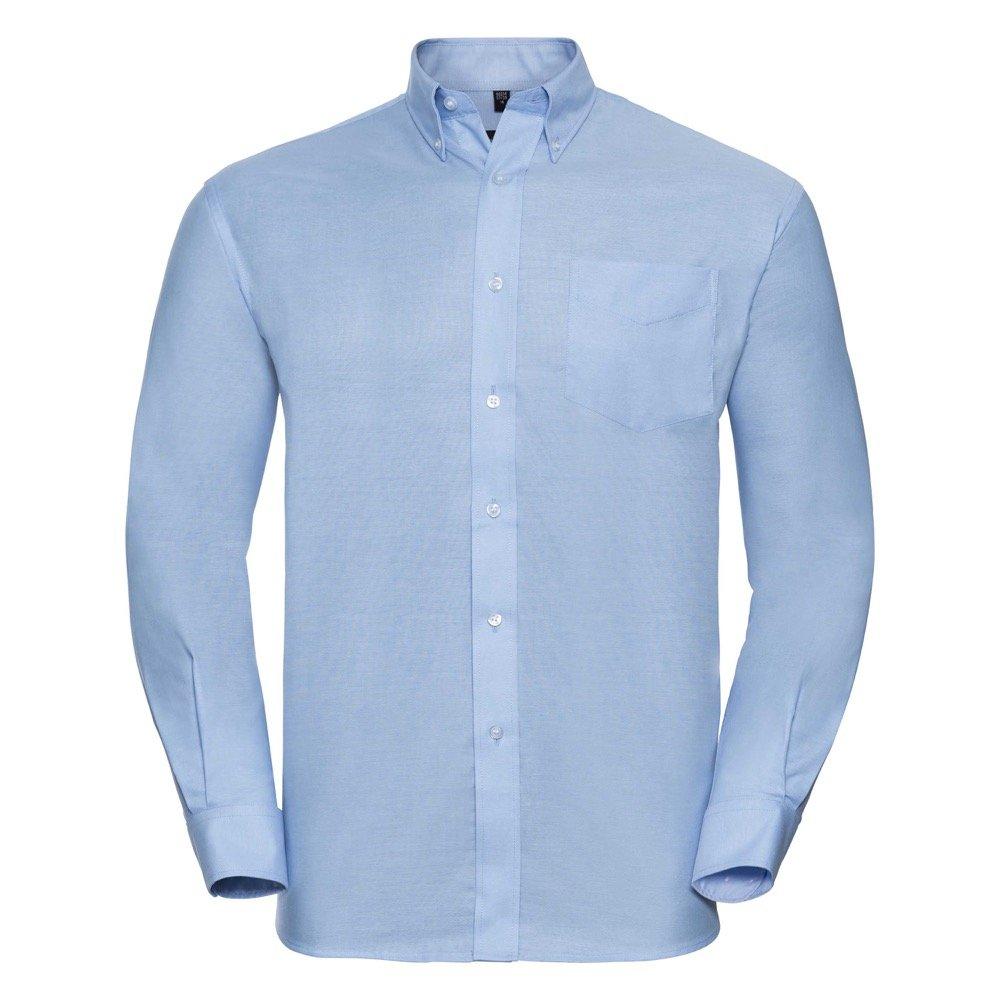 7db907aea89 Russell Oxford hemd met lange mouwen | Hemden | Kleding