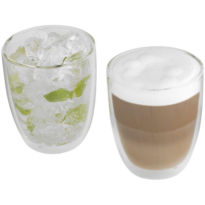 Seasons Boda 2-piece glass latte macchiato cup set