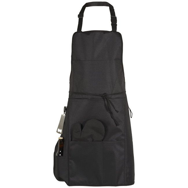 Seasons Grill BBQ apron with tools