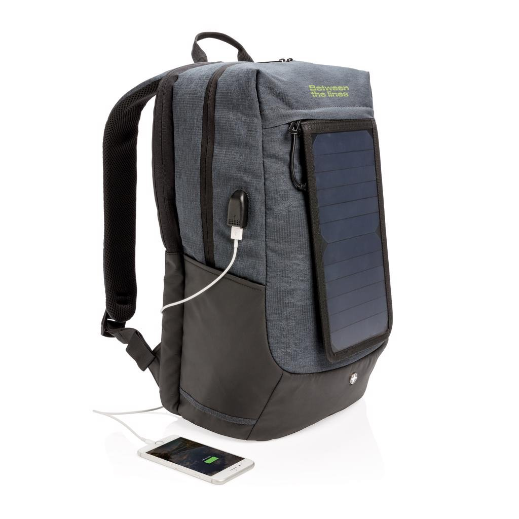 Swiss Peak Eclipse 15 6 Quot Solar Backpack Backpacks