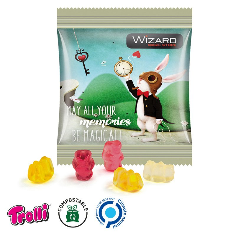 Trolli express jelly bears