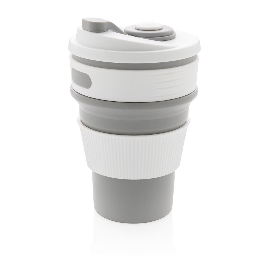 XD Collection 350 ml collapsible silicone tumbler