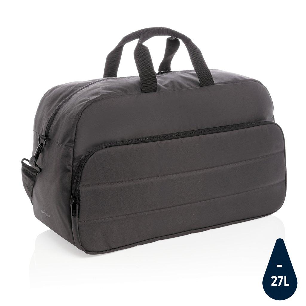 XD Xclusive Impact AWARE™ RPET weekend duffel bag