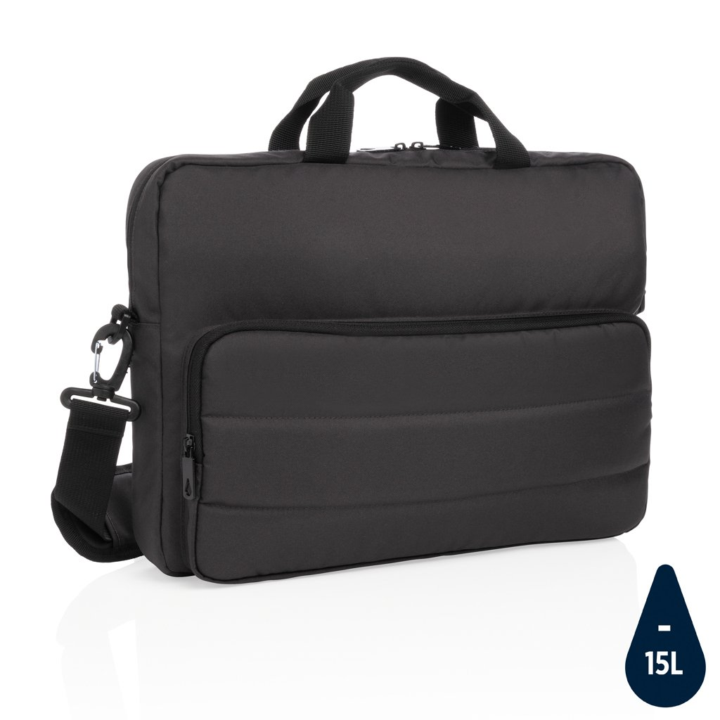 XD Xclusive Impact rPET laptop bag