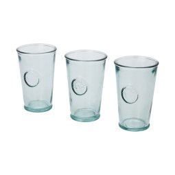 Authentic Copa 3-piece 300 ml recycled glass set