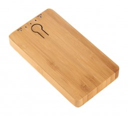 Avenue Bamboo - 5.000 mAh powerbank