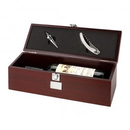 Avenue Executive 2-piece wine box set