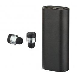 Avenue Light true wireless earbuds with power case